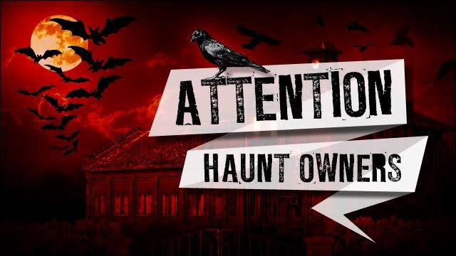 Attention Wyoming Haunt Owners